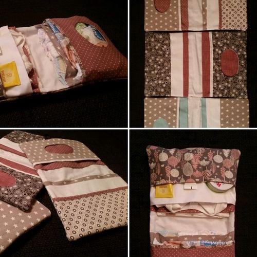Makerist - Windeltasche für Babys - Nähprojekte - 1