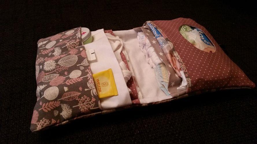 Makerist - Windeltasche für Babys - Nähprojekte - 2