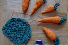 Makerist - Obst und Gemüse für den Kaufladen - 1