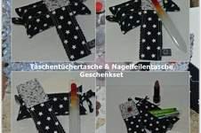 Makerist - Nagelfeilen-Etui & Täschen für Tempos ;) - 1