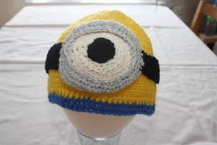 Minion Mütze