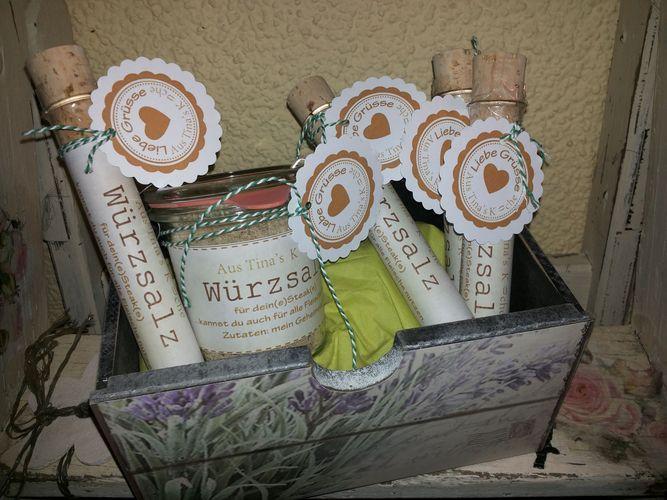 Geschenke aus der Küche \