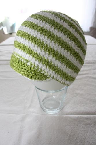Makerist - Mütze mit Schirm - Häkelprojekte - 1