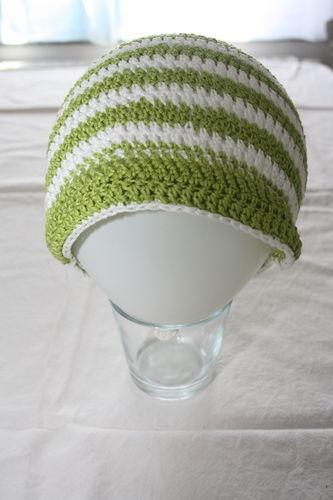 Makerist - Mütze mit Schirm - Häkelprojekte - 2