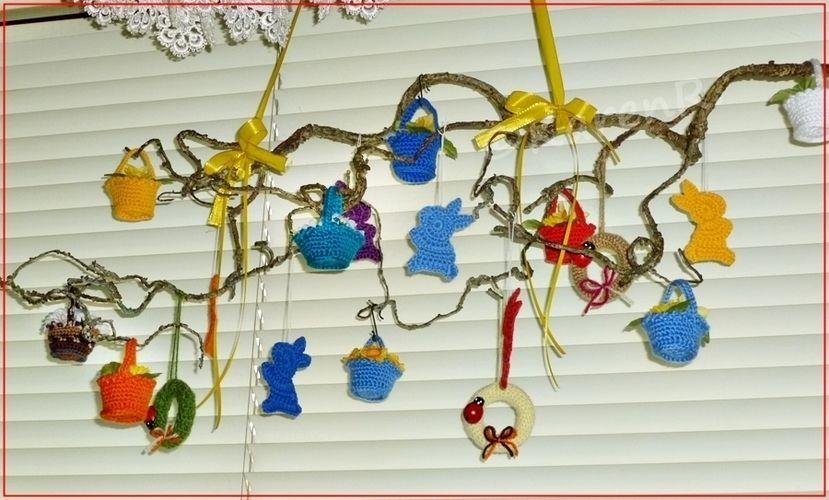 Makerist - Frühlingskörbchen - Häkelprojekte - 3