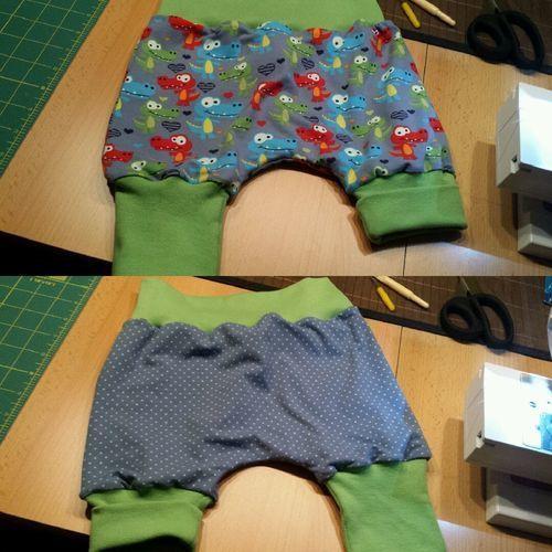 Makerist - Wende-Pumphose (Erstprojekt!) - Nähprojekte - 1