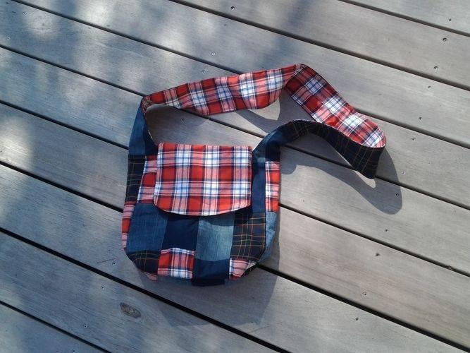 Makerist - Tasche für einen Herrn - Nähprojekte - 1