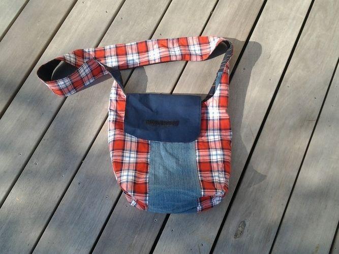 Makerist - Tasche für einen Herrn - Nähprojekte - 2
