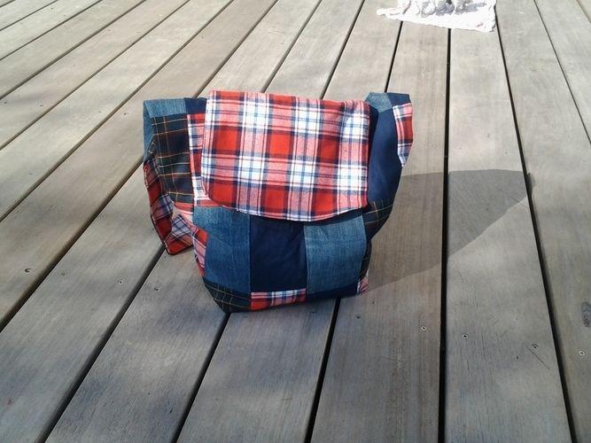 Makerist - Tasche für einen Herrn - Nähprojekte - 3