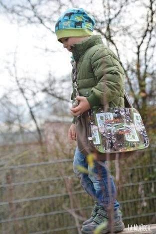 Makerist - Tasche, Jungenvariante - 1