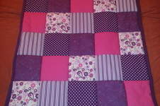 Makerist - Patchwork Krabbeldecke - 1